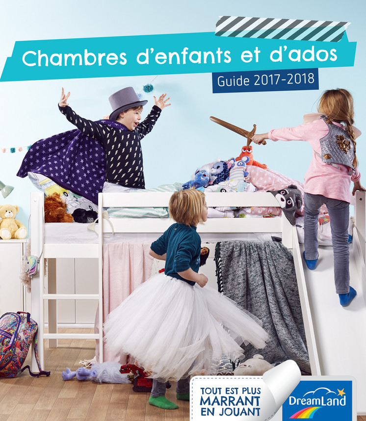 Folder Dreamland du 10/03/2017 au 31/12/2017 - Chambres d'enfants et d'ados
