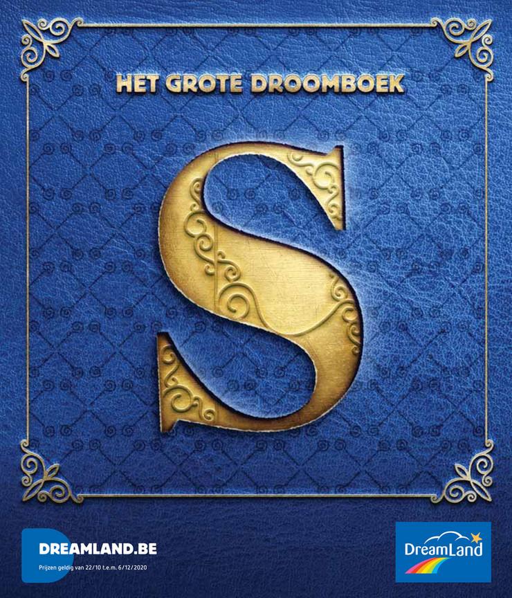 DreamLand folder van 22/10/2020 tot 06/12/2020 - Sinterklaas