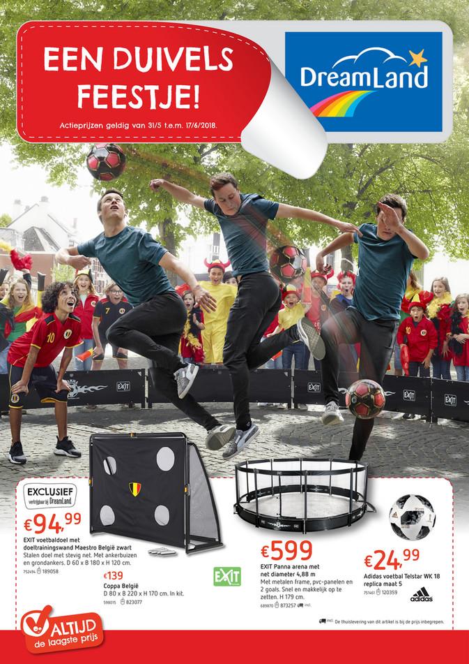 Dreamland folder van 31/05/2018 tot 17/06/2018 - FLD PROMO ZOMER NL.pdf