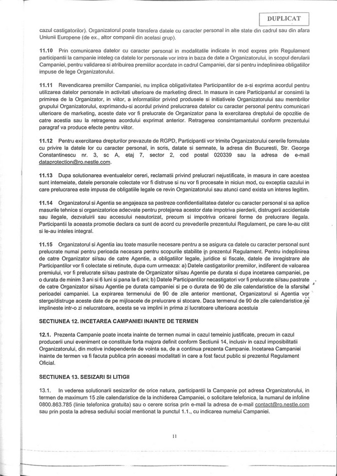 Legea GDPR in Romania - Protectia datelor cu caracter personal - Descarca legile in format PDF