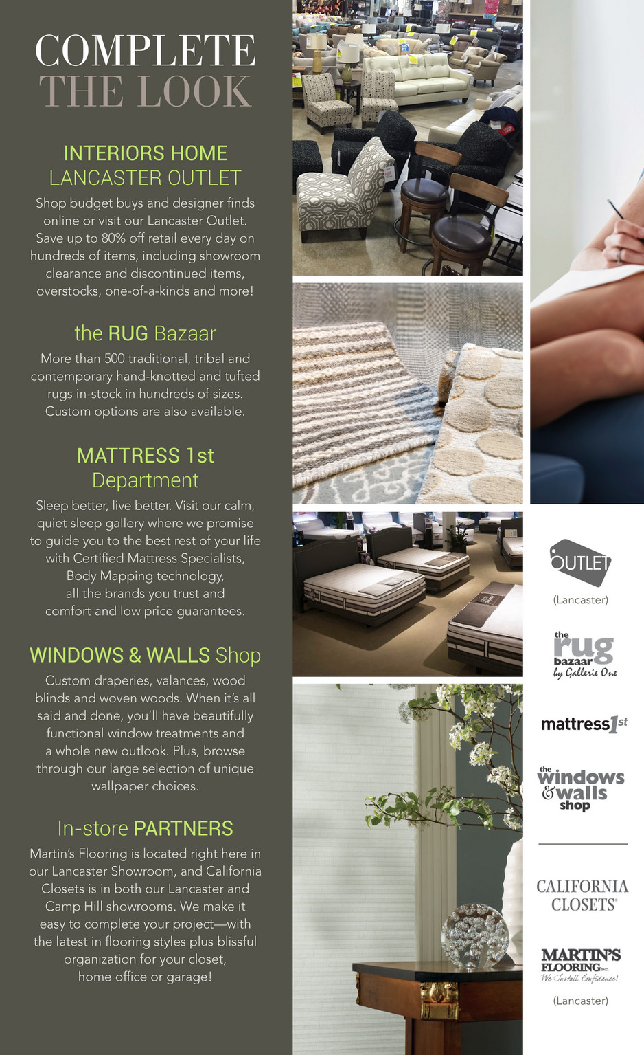 Interiors Home Interiors Home Store Brochure Page 4 5 Created With Publitas Com