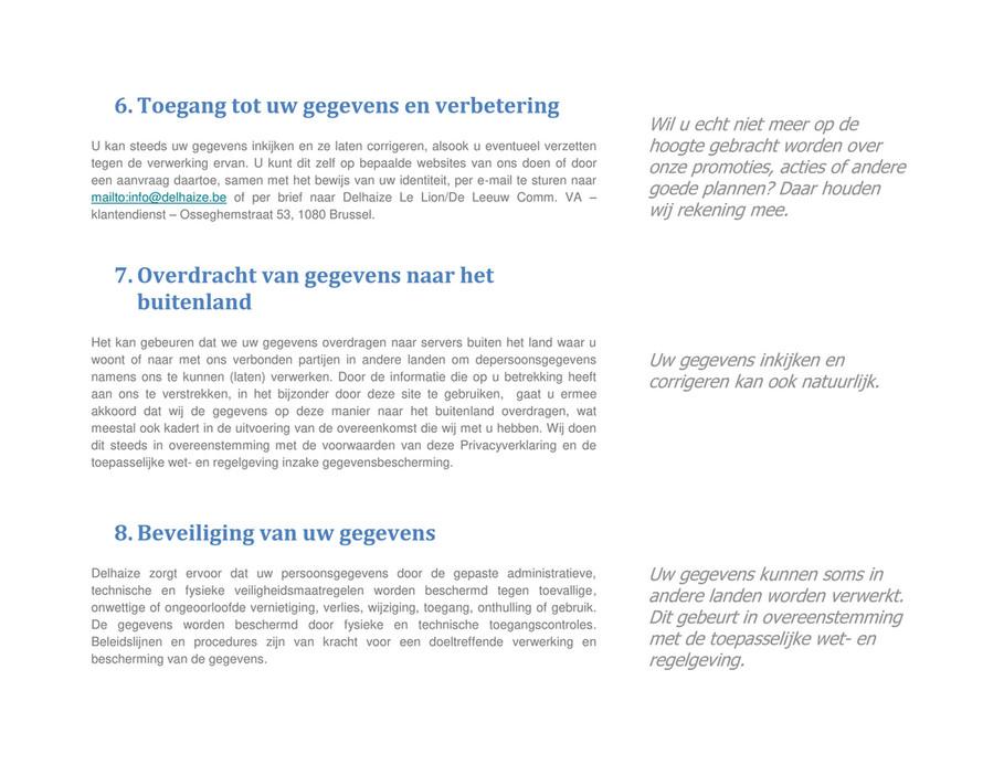 Belgium Pdf Nl Privacy Nl Page 7