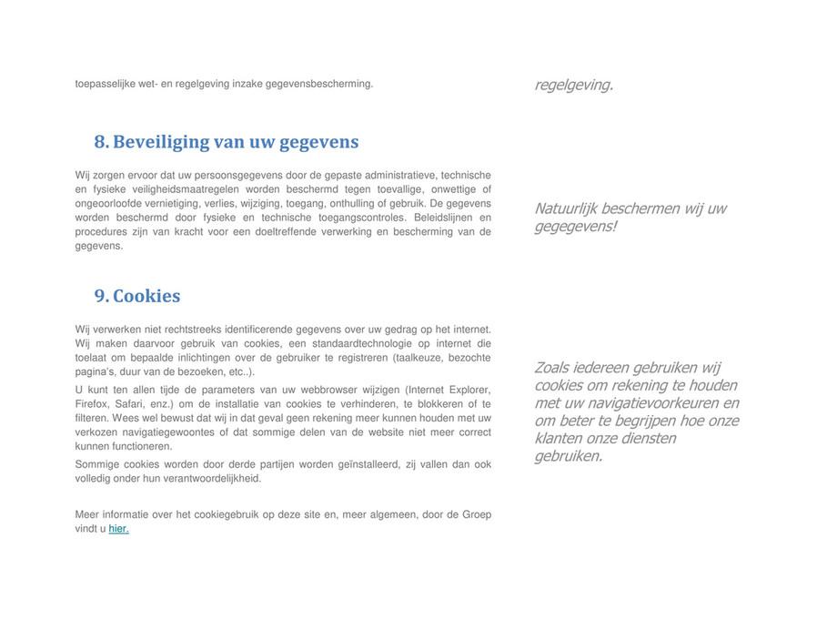 Belgium Pdf Nl Privacy Cp Nl Page 6