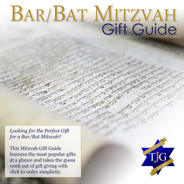 BAR/BAT MGiftITZVAH Guide Looking for the Perfect Gift for a Bar/Bat Mitzvah