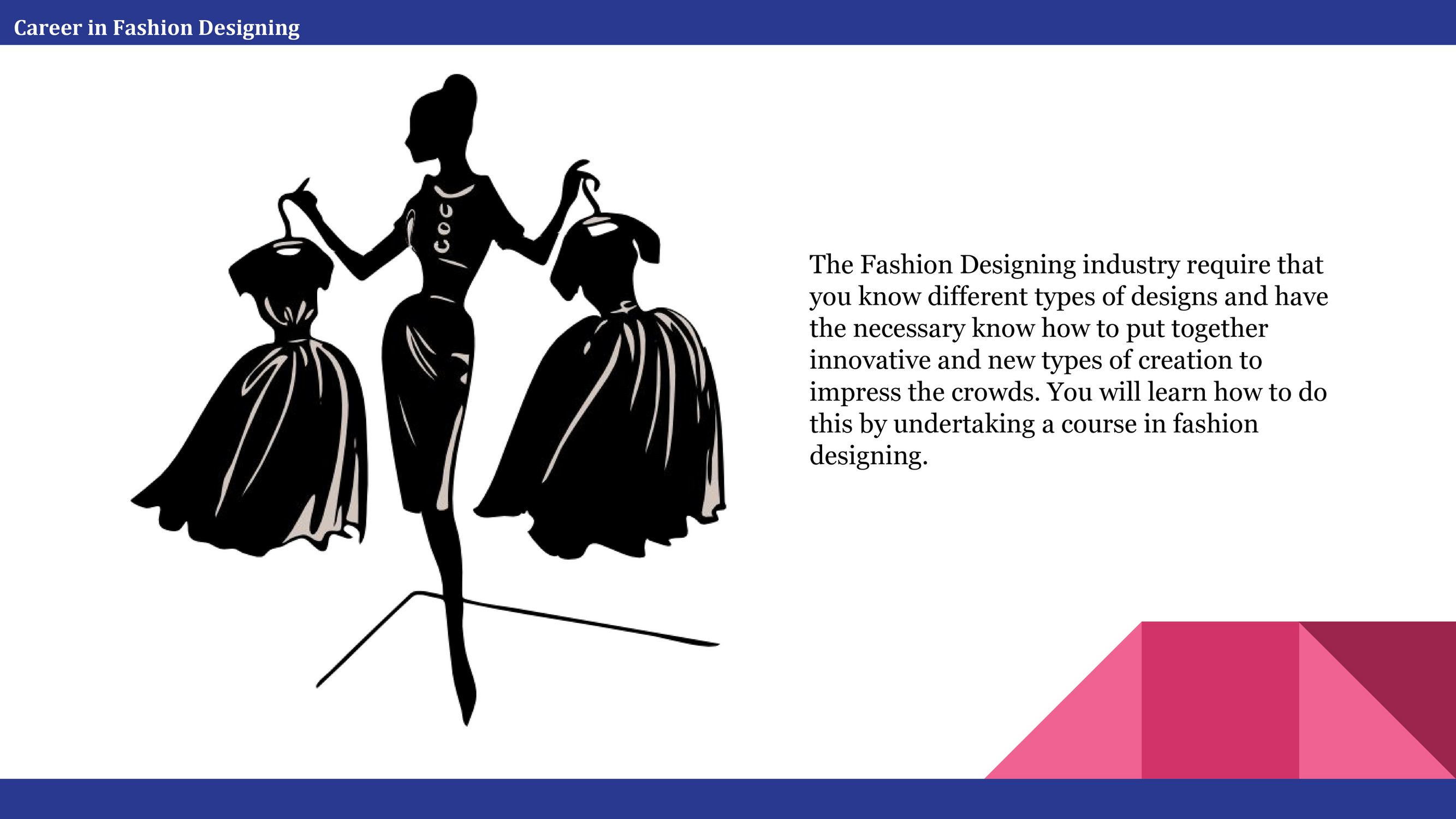 Itm Institute Career In Fashion Designing Page 1 Created With Publitas Com