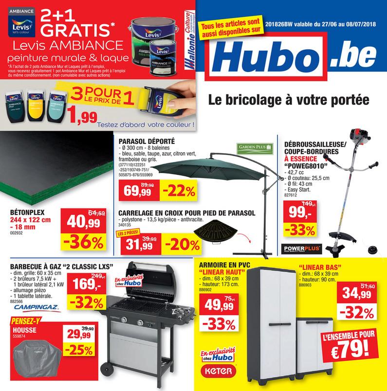 Folder Hubo du 27/06/2018 au 08/07/2018 - Dépliant fin juin debut juillet.pdf