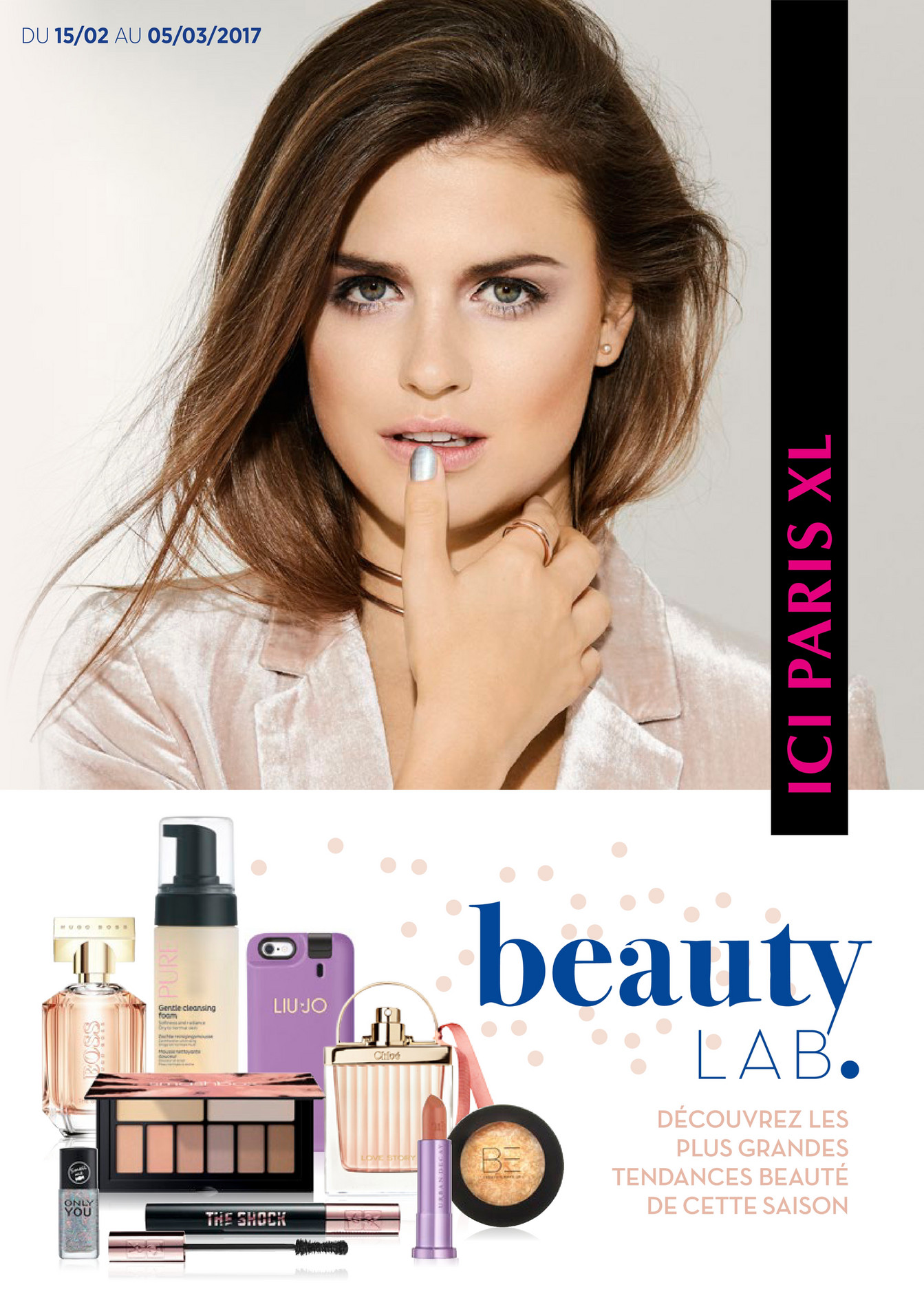 Iciparisxl be fr folder beauty lab page 1 for Scadenza ici 2017