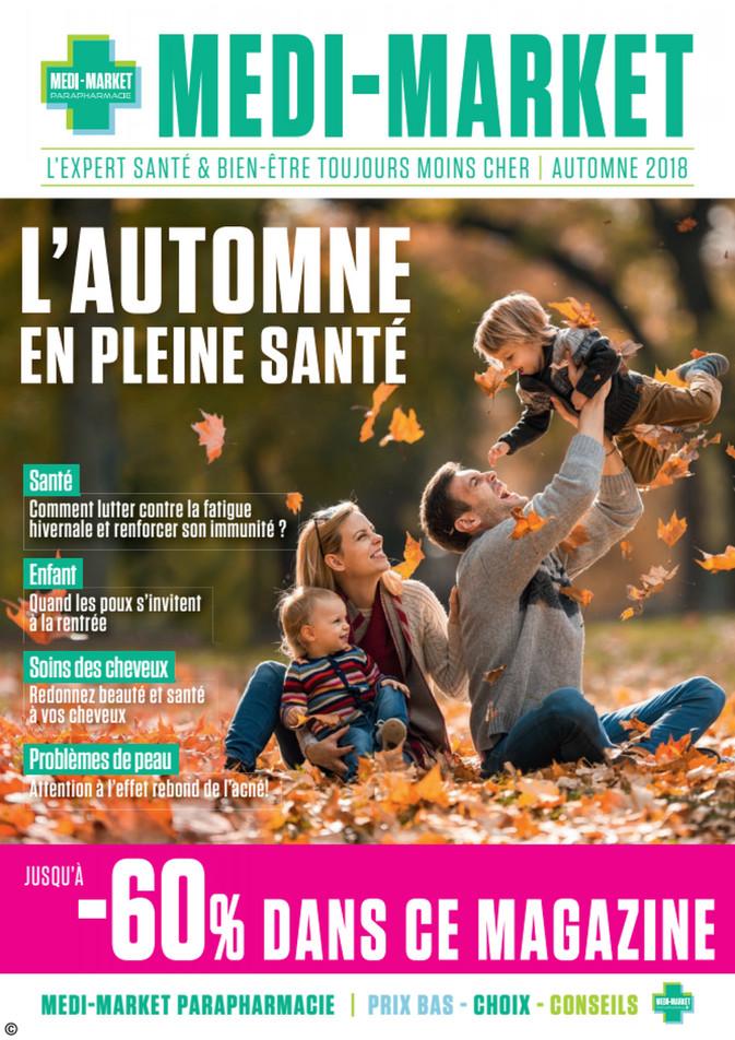 Magazine d'automne