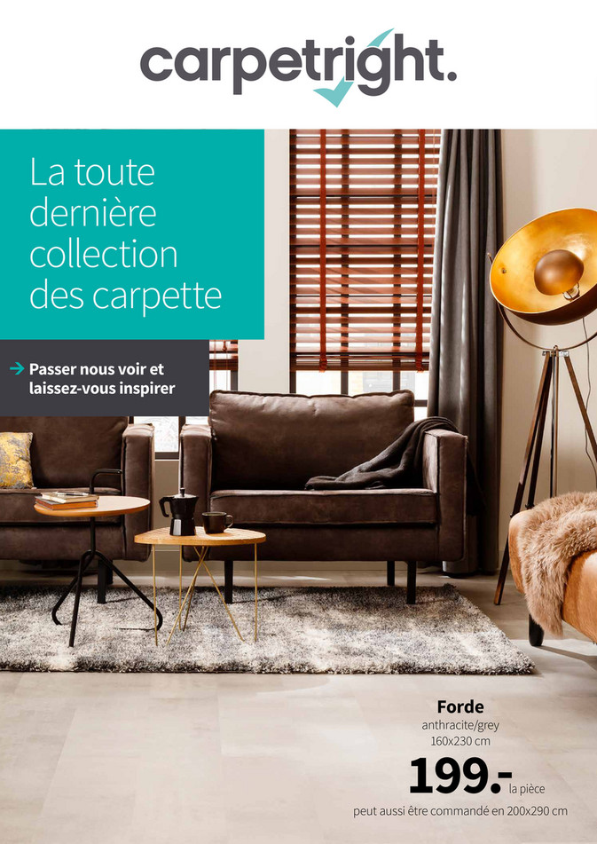 Folder Carpetright  du 01/05/2018 au 31/12/2019 - brochure-vloerkleden-2018-210x297mm-fr-pdf.pdf