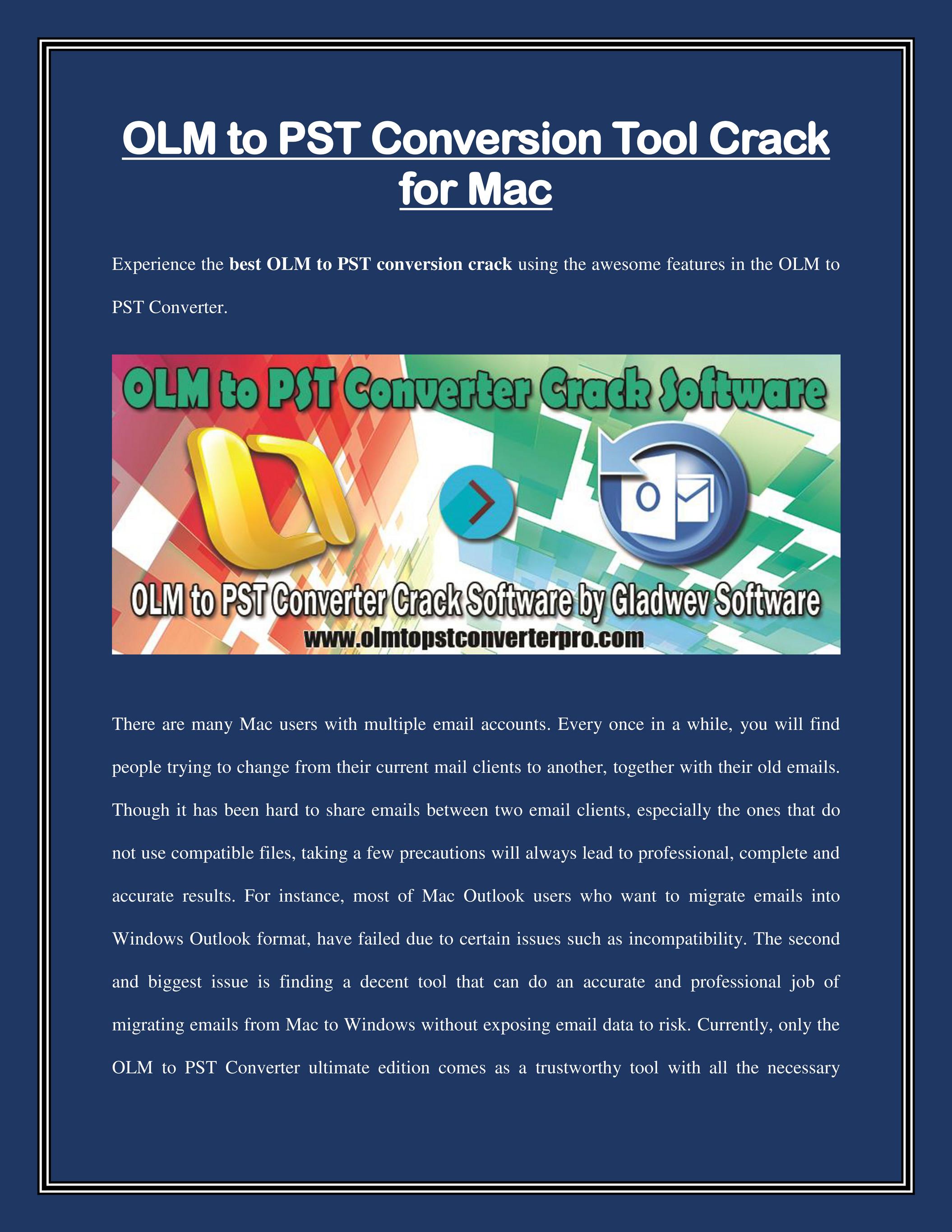 Crack Softwares For Mac