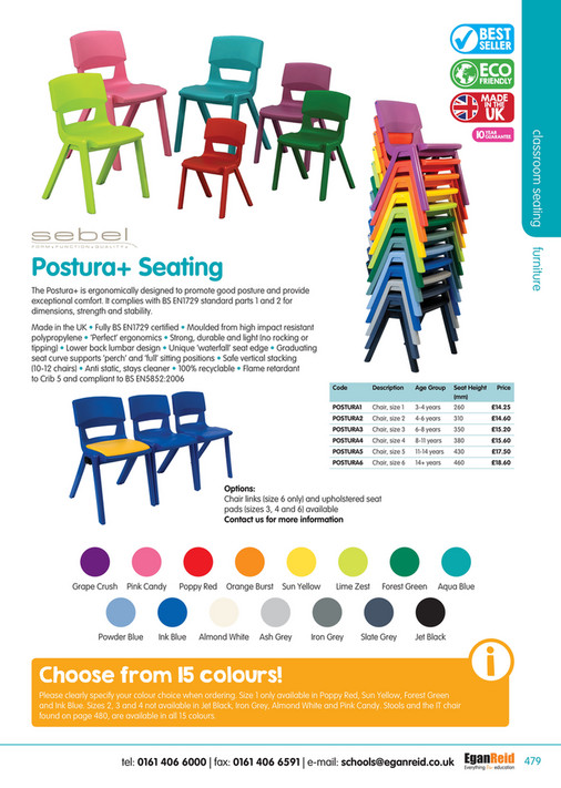 Egan Reid Education - 2017/18 Catalogue - Page 476-477 - Created