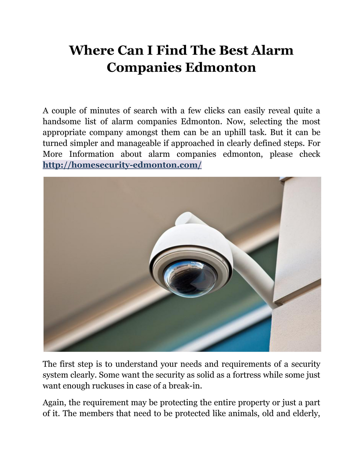 release info on half price competitive price Eliasblack - Where Can I Find The Best Alarm Companies ...
