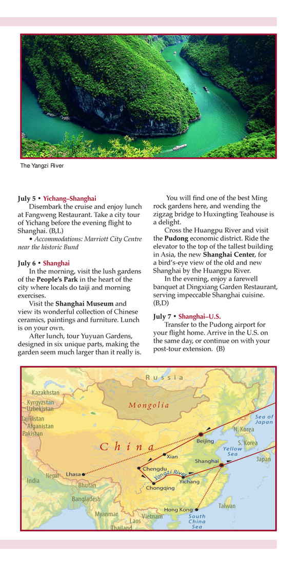 Williams Alumni Travel Study - 2018 China - Page 6-7 - Created with