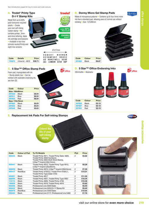 See Introduction Pages For Key To Icons And Code Colours B Dormy Micro Gel