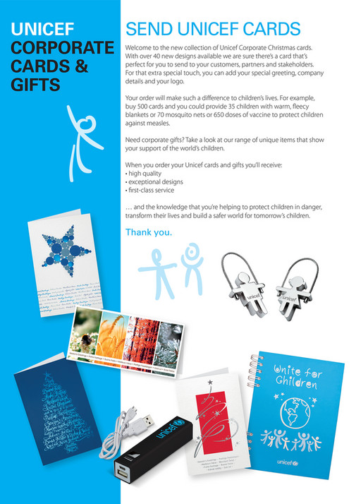 My publications - UNICEF UK Cards & Gifts corporate collection 2016 ...