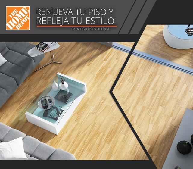Home Depot Mexico Catalogo Pisos 2018 Int Pagina 1