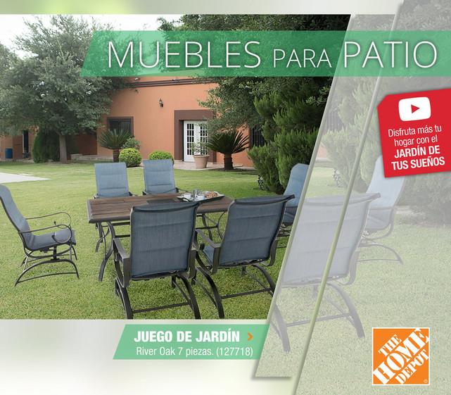 Home Depot Mexico Catalogo Patio Y Jardin 2018 Pagina 32 33