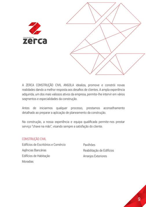 7a8dfd30d5a12 CONSTRUÇÃO CIVIL A ZERCA CONSTRUÇÃO CIVIL ANGOLA idealiza, promove e  constrói novas realidades dando a