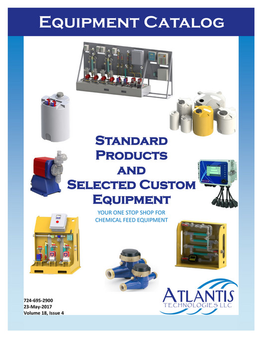 Atlantis Technologies Product Catalog 2017 - Page 1