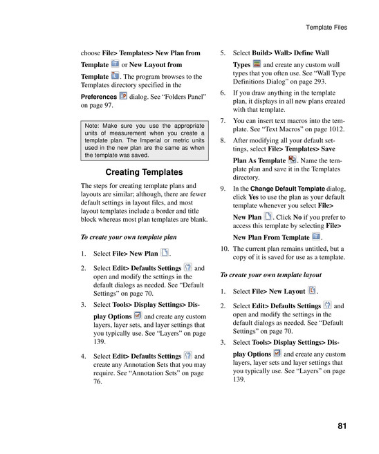 My publications - Chief Architect Manual - Page 80-81 - Created with ...