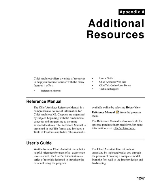 chief architect x6 tutorial pdf