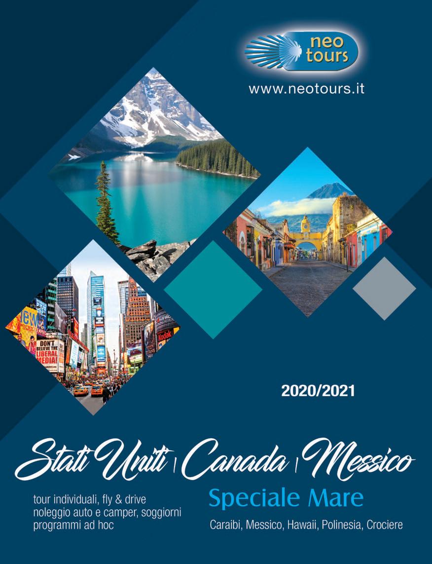 Neo Tours Catalogo Neo Tours 2020 Messico Page 1 Created With Publitas Com