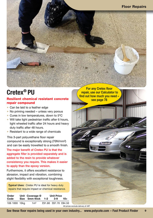 Polycote - ISSUE 92 hi-res - Page 8-9 - Created with Publitas com