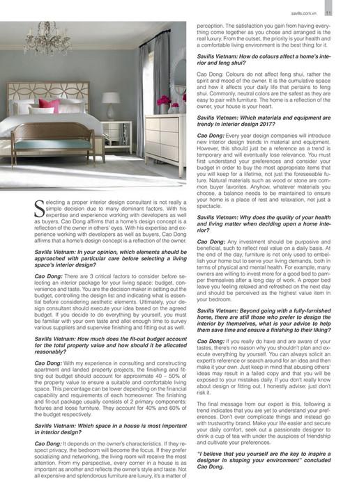 Savills - Vietnam Residential Publication Q1 2017 - Page 12-13