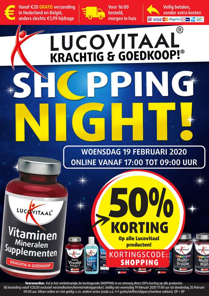 Shopping night week 08