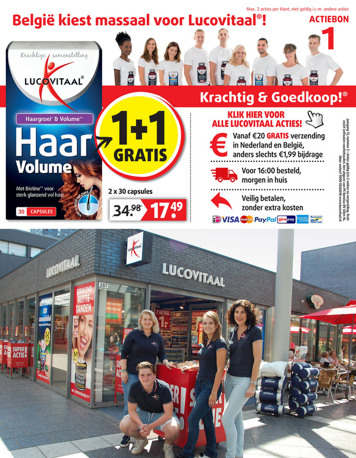 Lucovitaal folder van 23/03/2020 tot 31/03/2020 - Weekpromoties 13