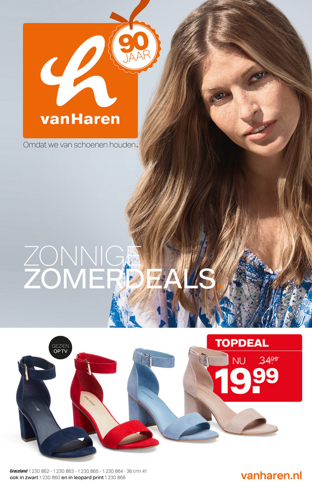 vanHaren  folder van 06/05/2019 tot 19/05/2019 - Weekpromoties 19
