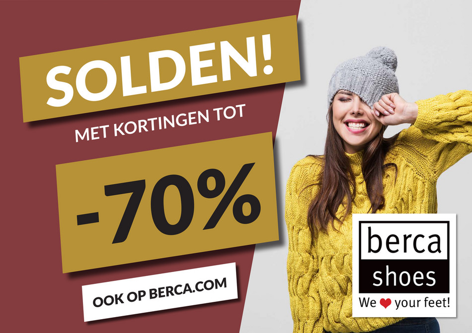 Berca Shoes folder van 08/01/2018 tot 31/01/2018 - BERCA_FOLDER_solden week 2&3
