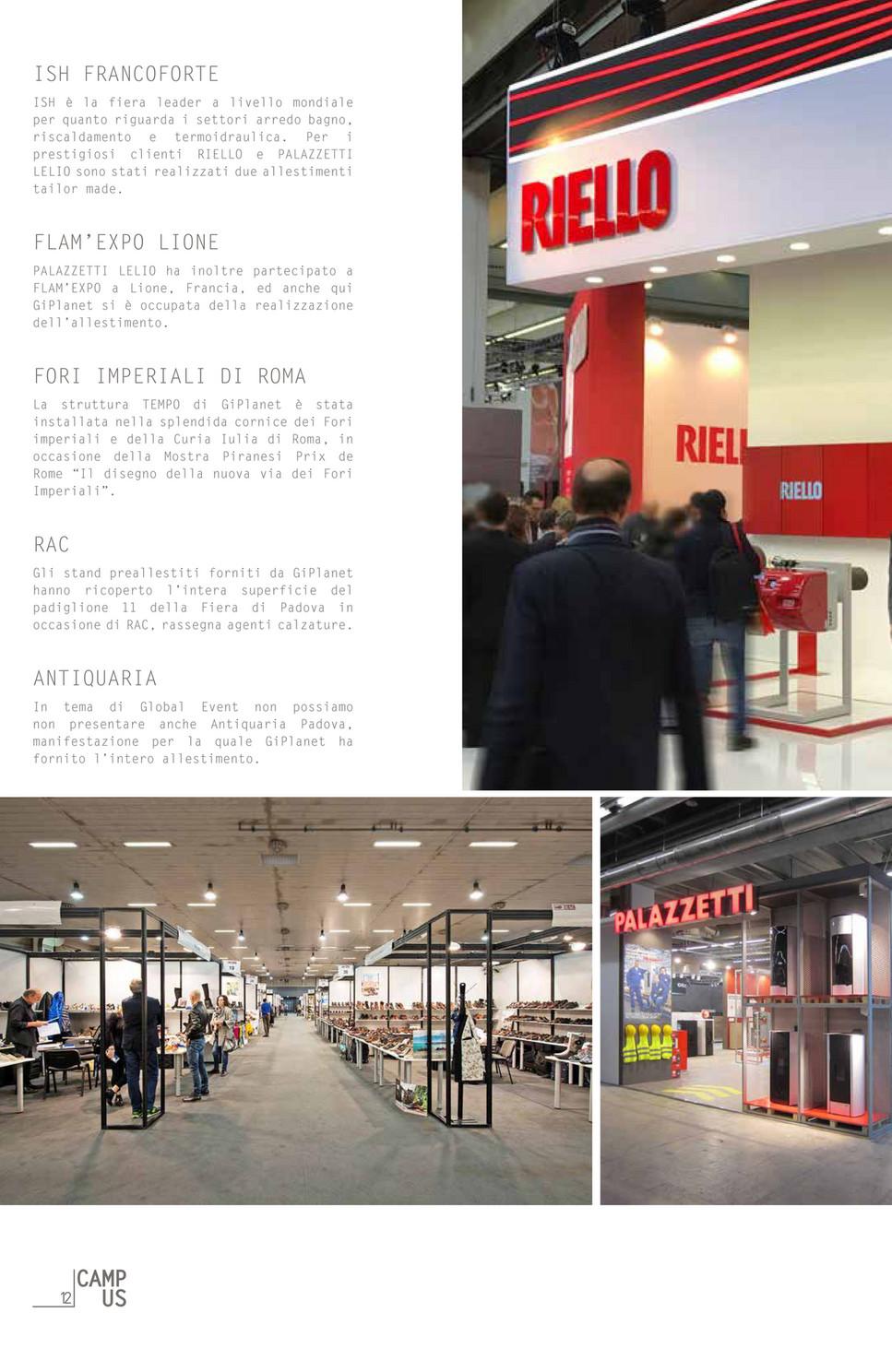 Arredo Bagno Expo Roma.Campus N 3 Marzo 2017 Pagina 12 13 Created With