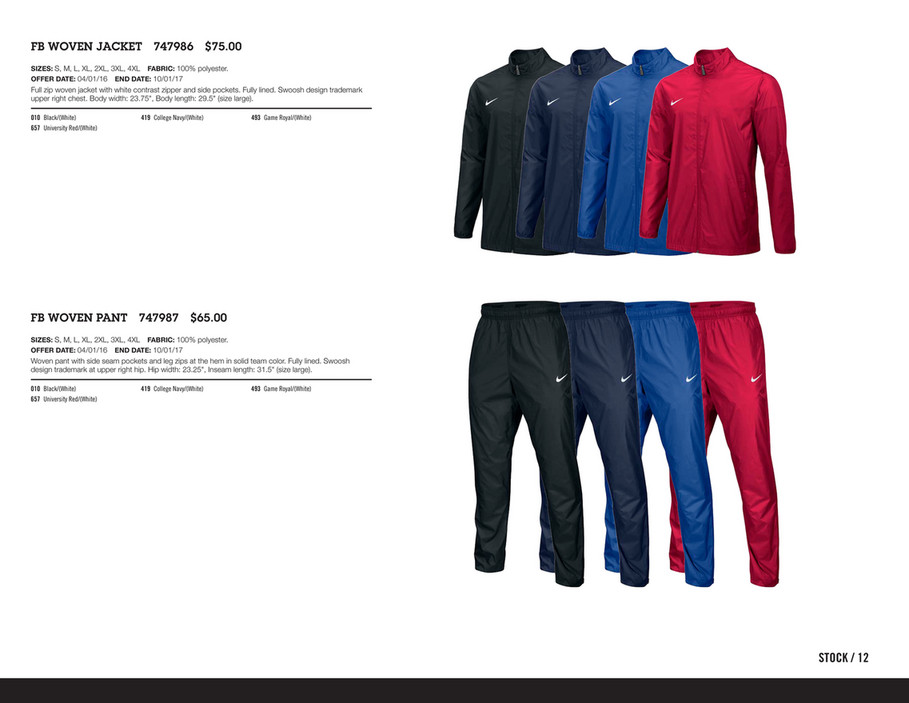 470088a4c4 Johnny Mac s Sporting Goods - 2017 Nike Mens Training - Page 14 ...