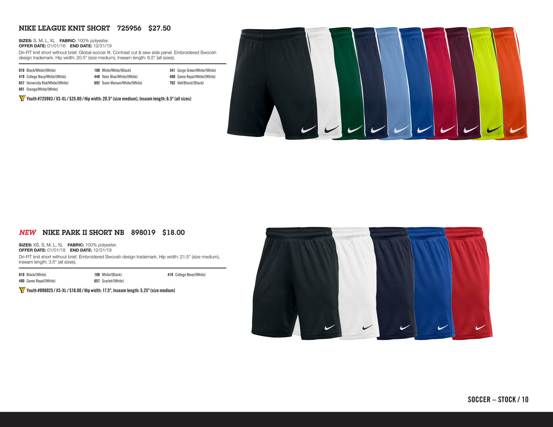 Johnny Mac's Sporting Goods - 2018 Nike Womens Soccer - Page 12 - Created  with Publitas.com