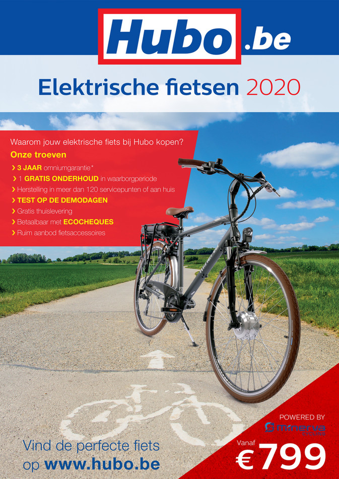 Brochure velo 2020