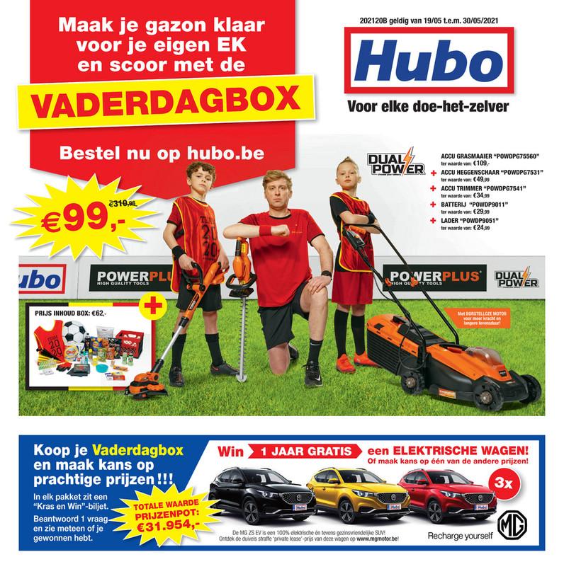 Hubo folder van 19/05/2021 tot 30/05/2021 - Weekpromoties 20