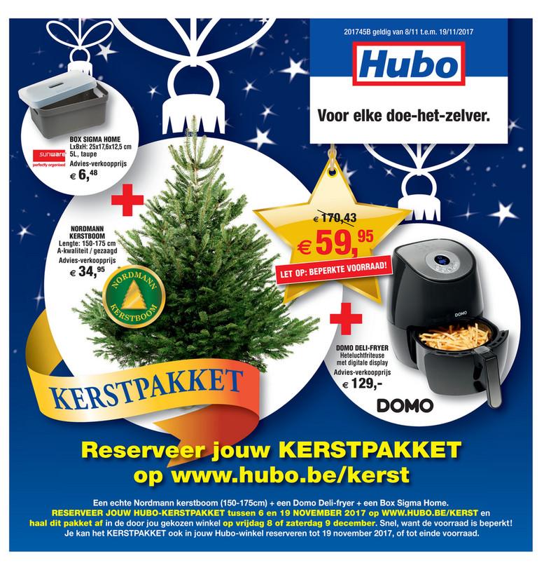 Hubo folder van 08/11/2017 tot 19/11/2017 - 201745B_nl_PT.pdf