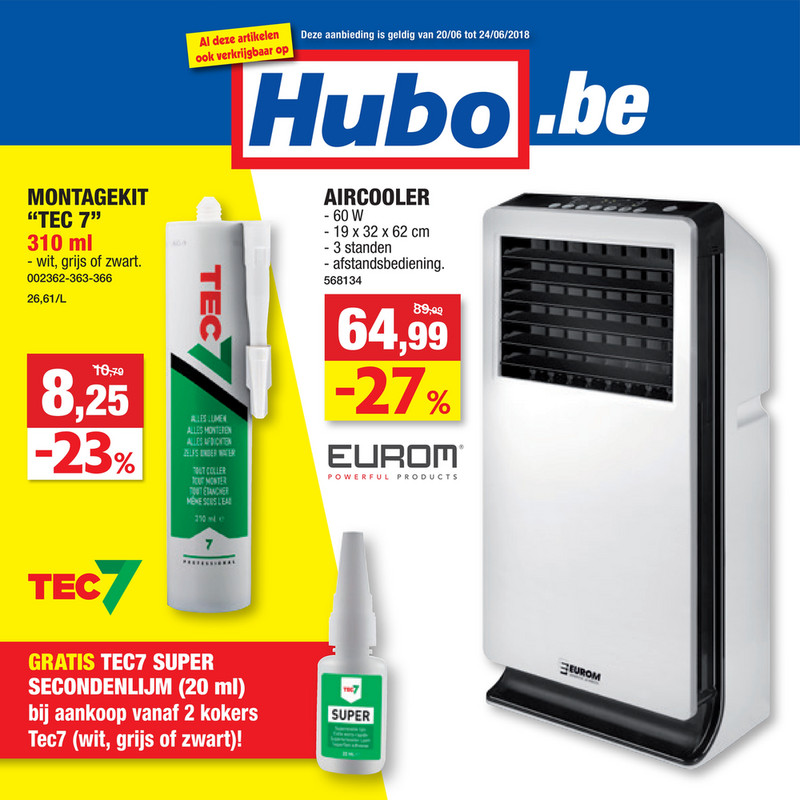 Hubo folder van 20/06/2018 tot 24/06/2018 - Hubo eind juni_NL.PDF