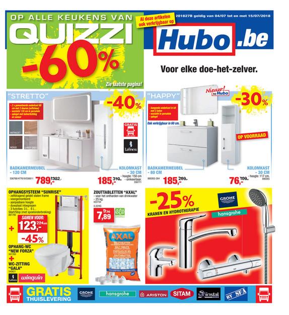 Folder Hubo van 04/07/2018 tot 15/07/2018 - 201827B_nl_Hubo.pdf