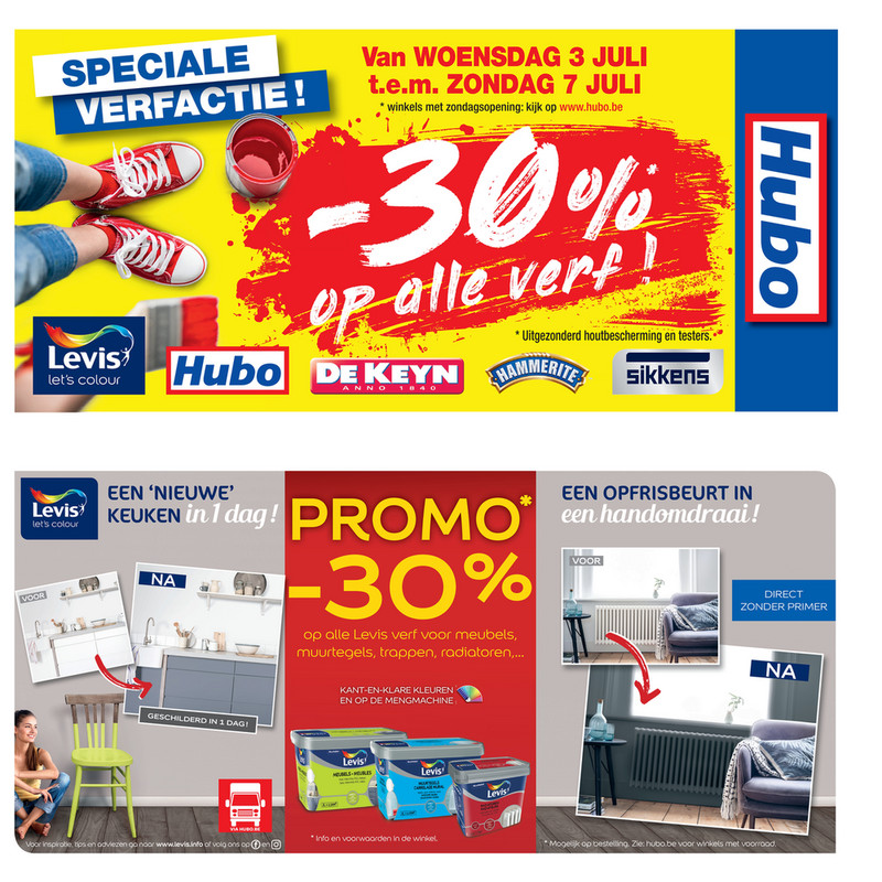Hubo folder van 03/07/2019 tot 14/07/2019 - Weekpromoties 27