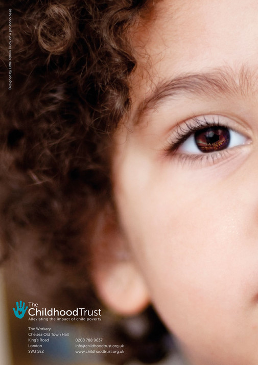 The Childhood Trust - The Childhood Trust London Child