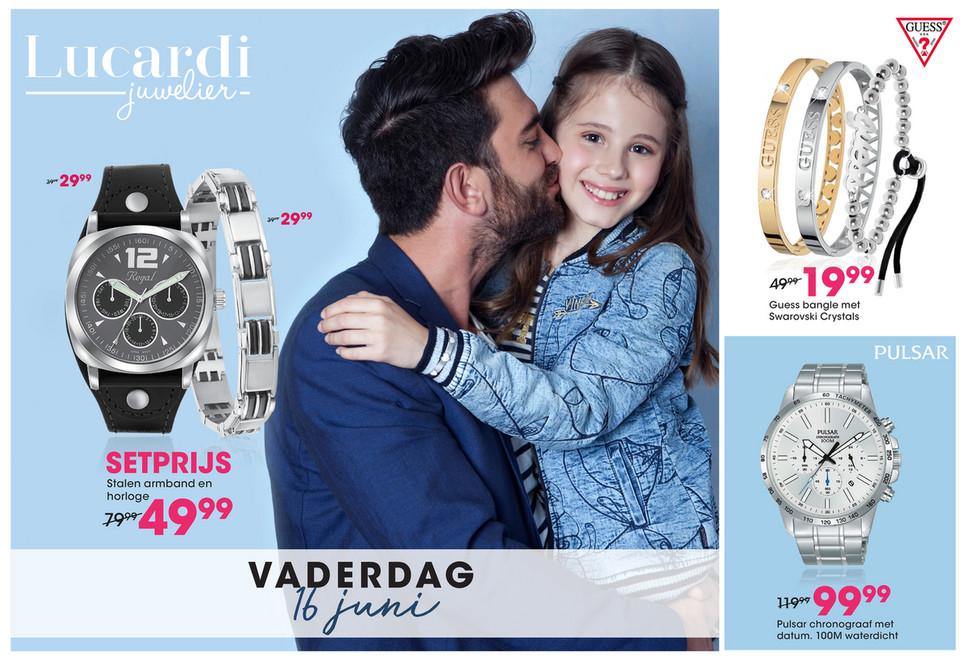 Lucardi folder van 03/06/2019 tot 16/06/2019 - Vaderdag