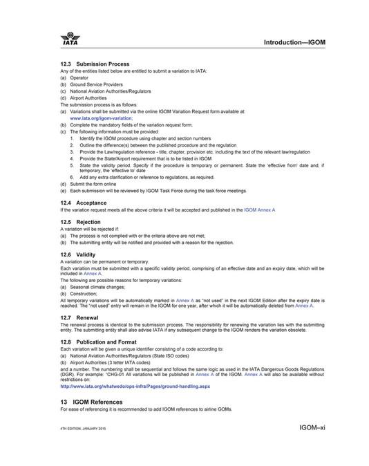 lufthansa iata ground operations manual page 10 11 created rh view publitas com Clip Art Operations Manual Instruction Manual