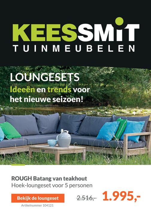 Kees Smit Loungeset.Kees Smit Loungesetfolder Voor Reclamefolder Nl Pagina 1