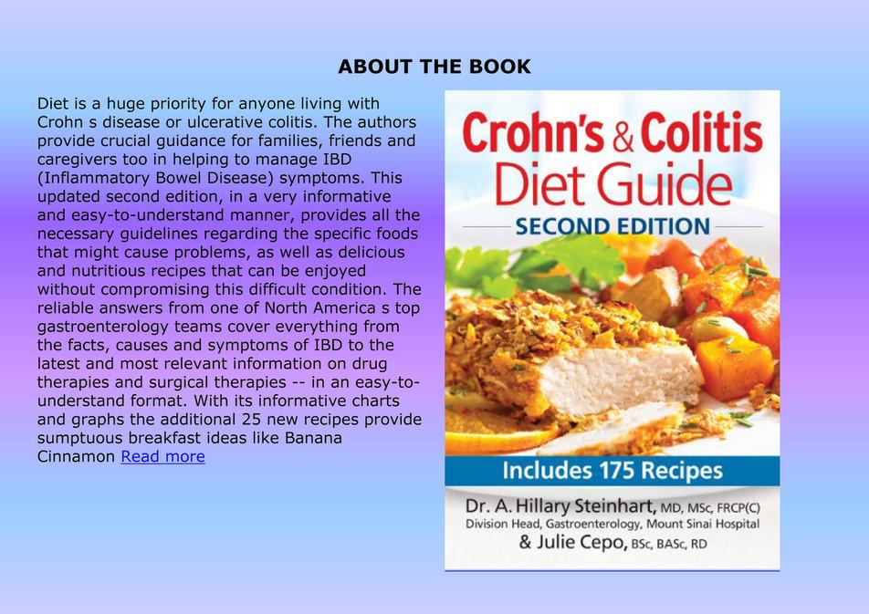 ulcerative colitis diet chart pdf