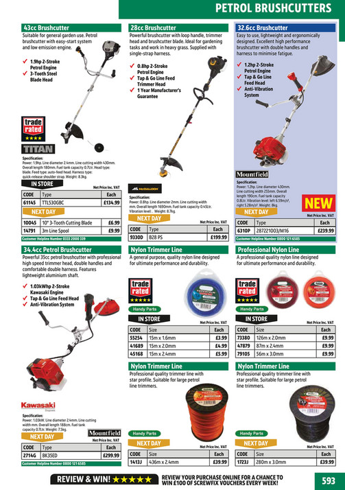 Screwfix - Cat-128 Winter 2017 - Page 590-591 - Created with