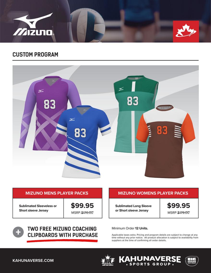 customize mizuno volleyball jerseys 70