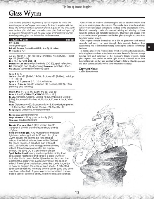 My publications - The Tome of Horrors (Complete) - Page 326-327