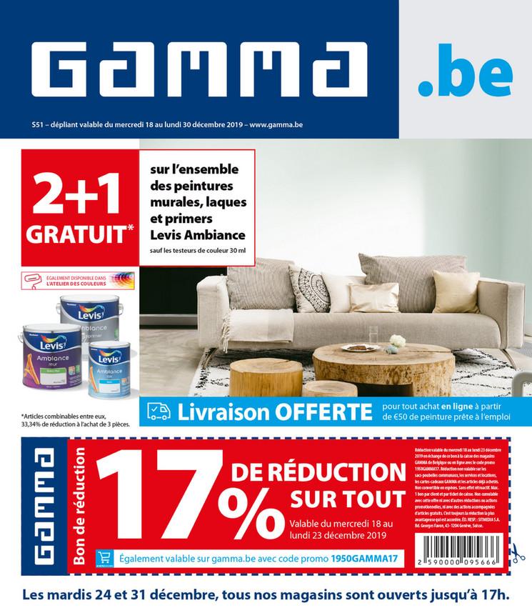 Promotions De Gamma Myshopi